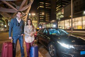 Flughafentransfer Nürnberg statt Taxi Alternative